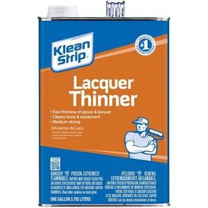 Klean-Strip GML170 1-Gallon Lacquer Thinner