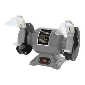 King Tools & Equipment 0189-0 Bench Grinder 6 in