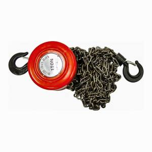 King Tools & Equipment 0793-0 Chain Hoist 1ton