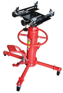 King Tools & Equipment 1061-0 Jack Transmission 2stage 1/2tn