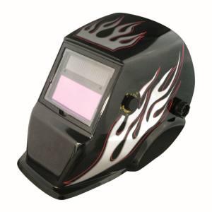 King Tools & Equipment 1331-0 Helmet Welding Auto Darkening Black