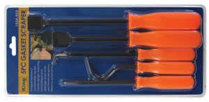 King Tools & Equipment 1554-0 Scraper Set 5pc