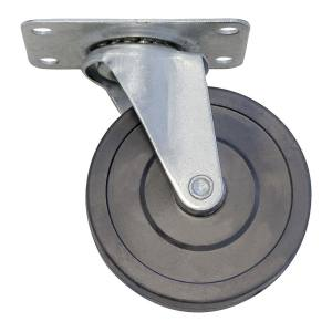 King Tools & Equipment 1559-0 Swivel Caster 5 in