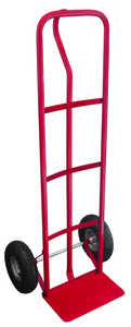 King Tools & Equipment 1587-0 600 Lbs Solid Tire Hand Truck