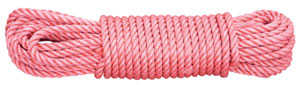 King Tools & Equipment 0980-0 Rope Poly Braided Diam 3/8x50 ft