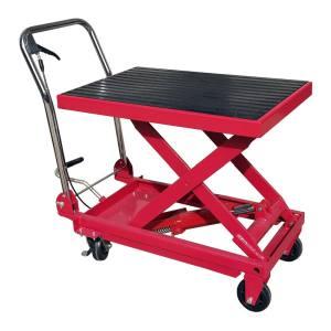 King Tools & Equipment 1687-0 Table Lift Hydraulic 1000lb