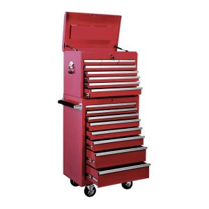 King Tools & Equipment 1700-0 26-Inch Tool Cabinet On Wheels