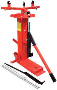 King Tools & Equipment 2051-0 Tire Changer Multi Size