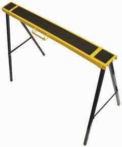 King Tools & Equipment 2113-0 Sawhorse Folding Metal