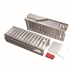 King Tools & Equipment 2205-0 Ramps Loading Fold Compact