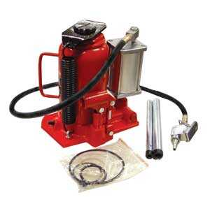King Tools & Equipment 2220-0 Jack Bottle Hydraulic Air 20tn
