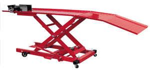 King Tools & Equipment 2298-0 Lift Motorcycle 1000lb