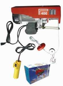 King Tools & Equipment 2791-0 Hoist Electric 400lb Cap