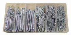 King Tools & Equipment 3185-0 Pin Cotter Assortment 555pc