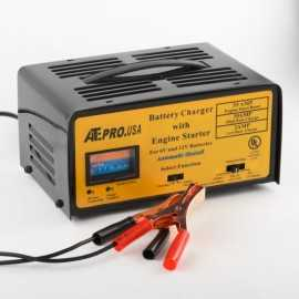 King Tools & Equipment 0295-0 Battery Charger/Starter