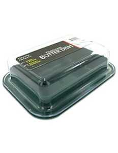 KOLE IMPORTS HT725 Colored Plastic Butter Dish