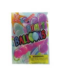 Kole Imports KK022 Balloons Bumpy Giant 10-Piece