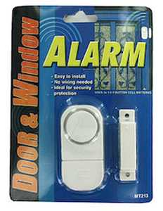 KOLE IMPORTS MT213 Door and Window Alarm