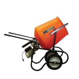 KUSHLAN PROD INC 350DD Epoxy Mixer 3.5cu Ft 3/4 hp