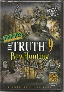 Primos Hunting 46091 Truth 9 Bowhunting Dvd