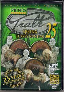 Primos Hunting 40251 The Truth 25 Spring Turkey Hunting