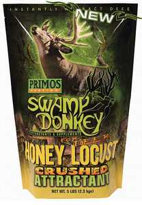 Primos Hunting 58522 Swamp Donkey Crushed Honey Locust Attractant