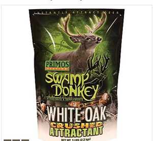 Primos Hunting 58523 Swamp Donkey Crushed White Oak Attractant