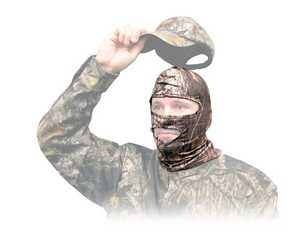 Primos Hunting PS6738 Realtree Hd Stretch Fit Full Mask
