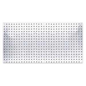 John Sterling 0204-1632 Heavy Duty Diamond Plate Pegboard, 16 in X 32 in