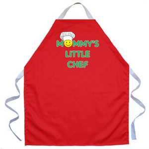 LA Imprints 2521 Kid's Apron, Mommy's Little Chef