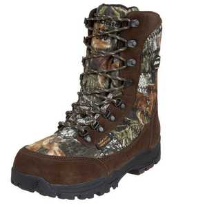 LaCrosse Footwear 541011-W Boot Silencer 8 in Mossy Oak Break Up 12w