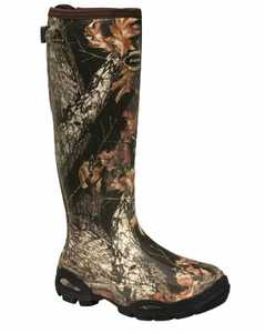 LaCrosse Footwear 200004 Alphaburly Sport Mossy Oak Break-Up Hunting Boots