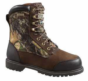LaCrosse Footwear 553048-M Youth Brawny 800g Mo Break-Up Hunting Boots – 7-Inch