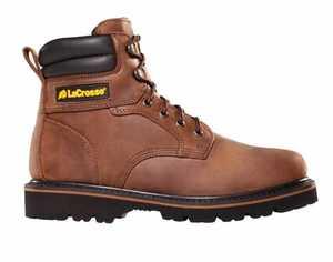 LaCrosse Footwear 464110-M Foreman™ Plain Toe Work Boots
