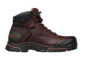 LaCrosse Footwear 460015-8M Adamas 6 in Brown Steel Toe Boots 8