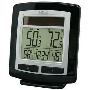 LA CROSSE TECHNOLOGY LTD WS-6010U-IT-CBP Solar Powered Wireless Weather Station And Sensor
