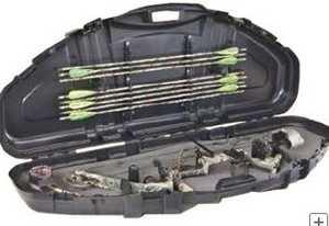 Plano Molding 111196 Protector Bow Case Black