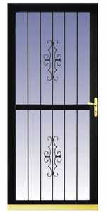 Larson Doors 022152U-SC 36 in Classic View Security Storm Door