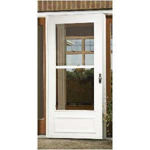 Larson Doors 99016032 36 in Canterbury Single Vent Storm Door