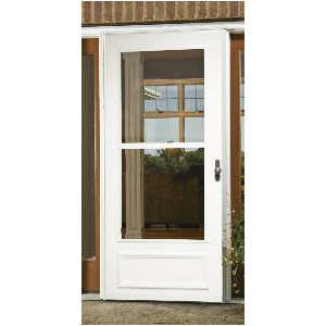 Larson Doors 99016032 36 in Canterbury Single Vent Storm Door  sc 1 st  Sutherlands & Larson Doors 99016032 36 in Canterbury Single Vent Storm Door at ...