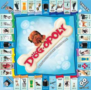 LATE FOR THE SKY DOG Dog-Opoly