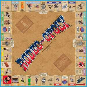 LATE FOR THE SKY ROD Rodeo-Opoly
