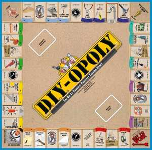 LATE FOR THE SKY DIY Diy-Opoly