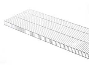 Rubbermaid 11653 6-Foot X 16-Inch White Tight Mesh Shelf