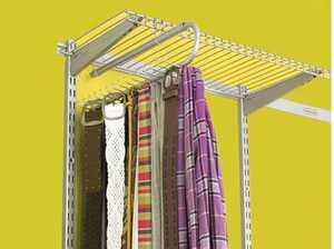 Rubbermaid 5055RM Tie & Belt Organizer