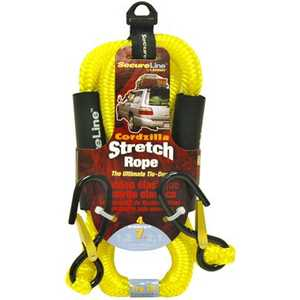 Lehigh CZB4 Cordzilla Stretch Rope 4 ft