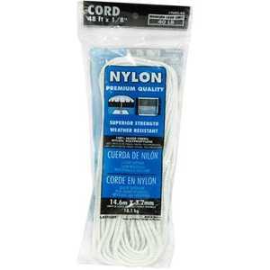 Lehigh NML48HD Cord Mason All Purp #4-48 Ft Wh