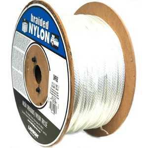 Lehigh SNR1630 Rope Nylon #16x300 Ft White Per Ft
