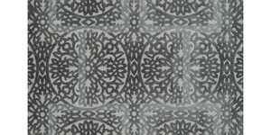 LOLOI AJ-03 Alexi Hand Tufted 100% Wool Rug Grey/Pewter 5 ft X7 ft 6 in