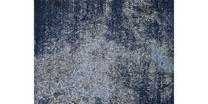LOLOI VR-07 Viera Power Loomed Rug Grey/Navy 7 ft 7 in X10 ft 6 in